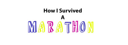 how to survive a marathon