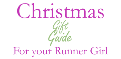christmas gift guide for a runner girl