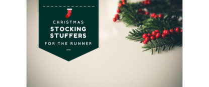 stocking stuffer ideas for runners