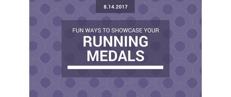 Fun Ways to Showcase Your Race Medals