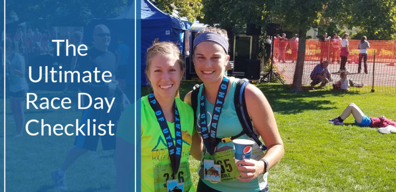 The Ultimate Race Day Checklist