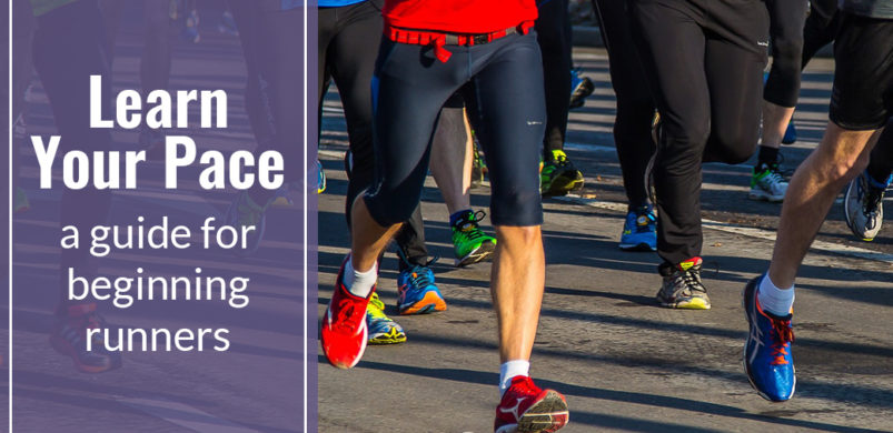 Learning Your Pace – a guide for beginner runners