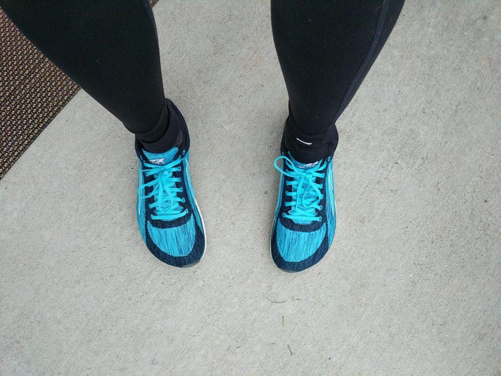 asltra escelante zero drop running shoes